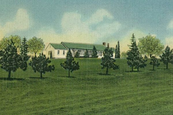 Ebensburg Post Card